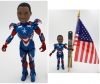 Iron Patriot Action Figures AF009