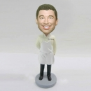 Custom cook bobblehead