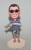 Fishing Custom Bobbleheads