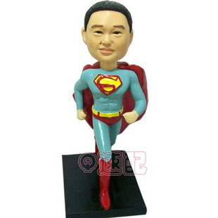 custom bobbleheads- Superman Returns- 105057