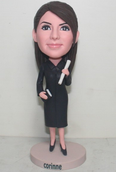 custom teacher bobblehead 875