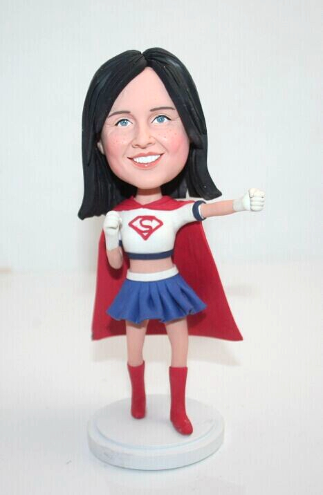 Superwoman Bobblehead - BF41