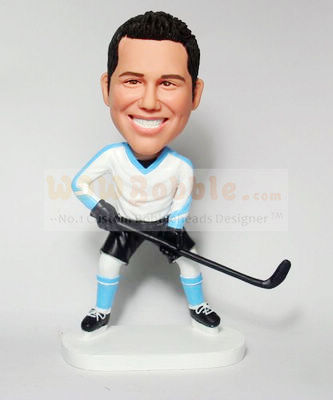 Hockey bobblehead BM44