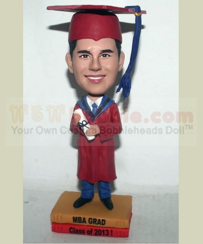 Graduation Custom Bobblehead Dolls