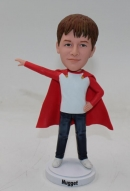 Custom bobblehead Superman Kid