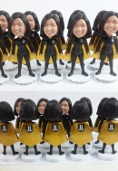 30 custom bobbleheads dolls Bulk same face