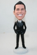 Groomsman Bobbleheads Gifts BB33