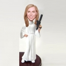 Star Wars Princess Leia bobblehead