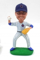 Custom bobbleheads Chicago Cubs baseball player