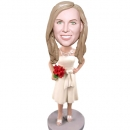 Bridesmaid bobblehead BB48
