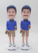 Custom Bobblehead Buy One Get One 35% Off