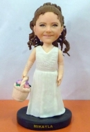 Flower girls bobbleheads BB19