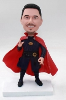 Custom Dr. Strange bobble head Marvel heroes