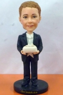 Ring bearer Bobbleheads BB23