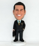 Custom bobbleheads business gifts
