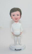 Ring bearer bobblehead 2414-2