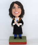 Graduation custom bobbleheads