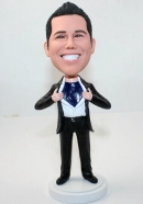 Groomsman Bobbleheads Gifts BB34